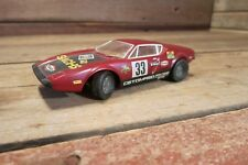 Vintage RARE Well Built Detomrso Pantera GTS Built 1:43 - RACE CAR!