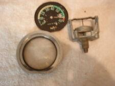 Tachometer, 6500 Redline, Original. 60-62 Corvette