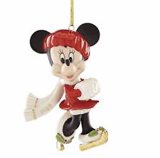 Lenox 2019 Skate Away Minnie Mouse Ornament