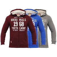 bb6fec21abab boys sweatshirt Tokyo Laundry kids hooded top jacket fleece lined casual  summer