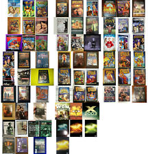 Christian & Family Friendly Dvds - used - Movies/Kids/Music videos/Comedy/Etc.