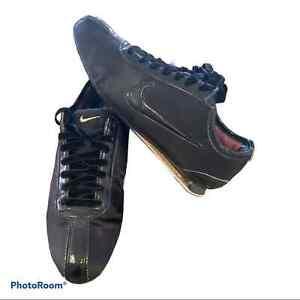 Women's Nike Shox Rivalry BLACK Training Shoes size US 7.5
