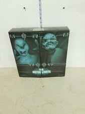 Outer Limits Obit and The Man Who Was Never Born figure set