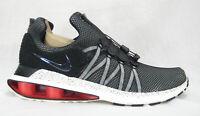 Men's Nike Shox Gravity Running Shoes AR1999 006 Sz 14 Black Off White $150