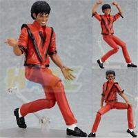 Figma 096 Michael Jackson MJ Thriller MV Versión Figura de acción Juguete