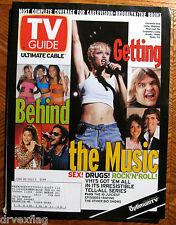 Large TV GUIDE June 26-July 2 1999 VH1/Cher/Madonna/Pamela Anderson/Tommy Lee