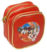 Looney Tunes petite sacoche Officielle sac bandoulière Taz Daffy duck flight bag