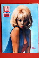 MYLENE DEMONGEOT ON SEXY COVER 1966 RARE EXYUGO MAGAZINE