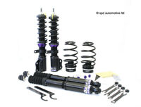 D2 RACING STREET COILOVER SUSPENSION KIT TOYOTA YARIS 06-ON Z0254