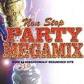 Non-Stop Party Megamix: Over 80 Sensationally Sequenced Hits (CD)