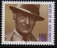 Germany 1991 Birth of Hans Albers, Actor SG 2413 MNH