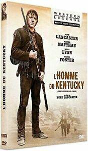 """DVD """"l'homme du Kentucky"""" Burt Lancaster NEUF SOUS BLISTER"""