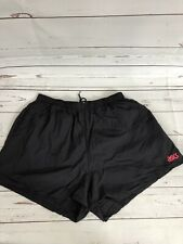 Vintage 80s Asics Black Bathing Suit Size XL USA