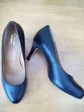 Clarks Stiletto Business Patternless Heels for Women