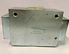 Hawe Tq 54 A 55 Hydraulic Flow Divider G1 To G34