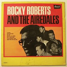 ROCKY ROBERTS AND THE AIREDALES - Brunswick BL 54133 Promo Mod Northern Soul LP