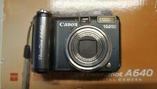 Canon Power Shot A 640 Digital Camera