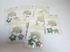 K&COMPANY CHARMERS TIM COFFEY - TIM'S BABY (SHEEP, RABBIT, DUCK - Lot of 8 Packs