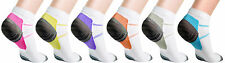 Unisex Ankle Compression Socks - 6 Pair