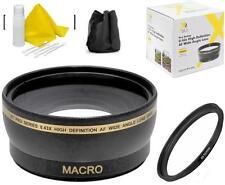 XT Wide Angle Lens for Panasonic HC-WX970 HC-X920K HC-X900K HC-VX870 HC-V770