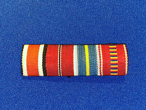 Bandspange 4 Orden 2. Weltkrieg Winterschlacht EK2 & 2 x Rumänien
