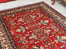 207x154 cm kaukasische  Afghan orientteppich kazakh rug Carpet  ziegler Nr:17/1