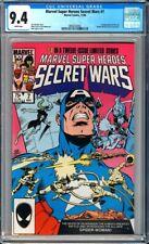 Marvel Super Heroes Secret Wars #7 CGC 9.4 1st new Spider-Woman Julia Carpenter!