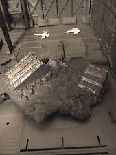 BANDAI G GUNDAM Battle Scarred GUNDAM  Bases MSIA GUNDAM action figure Loose lot