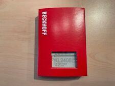 Beckhoff Digital-ausgangsklemme 8-kanal Typ KL2408 24vdc.
