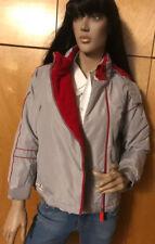 Cappotti e giacche da donna stile gilet e giubbotti imbottiti grigio da esterno