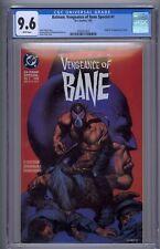 BATMAN VENGEANCE OF BANE SPECIAL #1 CGC 9.6 1ST BANE