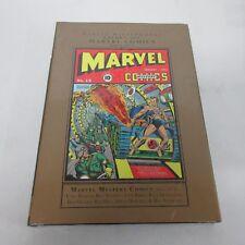 Marvel Masterworks - Golden Age Marvel Comics Vol 4 (2009, Hardcover) Sealed NEW