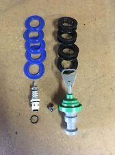 Fleck 5600 SE/SXT Complete Rebuild Kit - Upgraded Blue Silicone Seal Kit