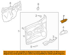 GMC GM OEM 07-09 Envoy Front Door-Switch Assy Left 25866996