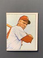 1950 Bowman #84 Richie Ashburn HOF Philadelphia Phillies VGEX