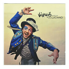 Luciano - Vagabundos 2012   Mixed CD   Cadenza   sehr guter Zustand