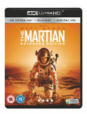 The Martian: Extended Cut (4K Ultra HD) Matt Damon, Kate Mara, Kristen Wiig