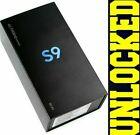 New In Box Samsung Galaxy S9 SM-G960U 64GB ATT T-Mobile  For Sale