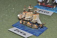 6 mm napoleónicas/Generic-se envía 32 barcos pistola (8562)
