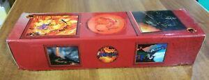 MTG Magic The Gathering Storage Box - Anarchy Goblin Mana Inferno 1996