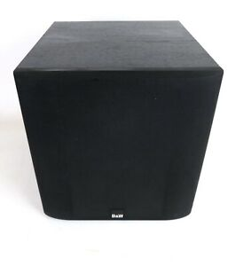 B&W ASW610 active powered subwoofer | ideal audio