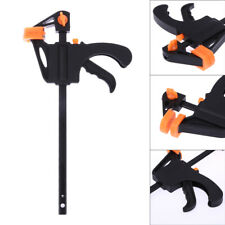 Adjustable 4 inch F Type Woodworking Clip Quick Grip Clamps Wood Carpenter Tools