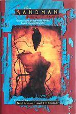 Neil Gaiman The Sandman Book of Dreams 1ST PRINTING