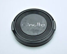 Genuine Minolta MD & MC 55mm Front Lens Cap Snap-On (#3225)