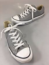 Converse All Star 7 Womens 5 Mens EU 37.5 Gray Canvas Sneakers Gym Shoes