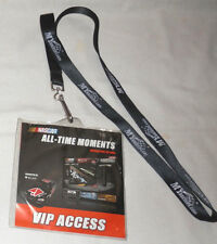 "NASCAR ALL-TIME MOMENTS INTERACTIVE CD-ROM VIP ACCESS W/""MY RACELIFE.COM""LANYARD"