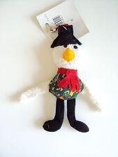 Weihnachtsspielzeug Katzenspielzeug Stoffpielzeug Ente mit Schelle von Karlie