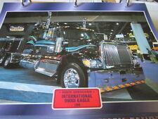 Super Trucks Hauben Zugmaschinen USA International 9900I Eagle 1998