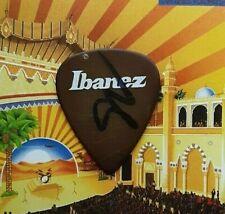 Steve Vai signed Ibanez guitar pick - Brand New!