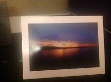 Greeting Cards / Photographs / Stinson Beach Sunset